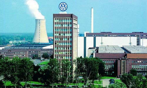 VW HQ