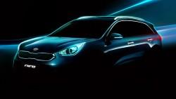 Kia Niro er plug-in hybrid tilsat koncernens 1,6 liters motor.