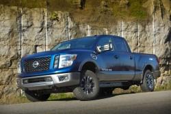Nissan er ved at sende en ny pick-up på det danske marked, men det er en pjat-dyt sammenlignet med det nye Nissan Monster der har fået navnet Titan. Selvfølgelig er der en V8'er i svinet, - det gælder både benzin- og dieseludgaven.