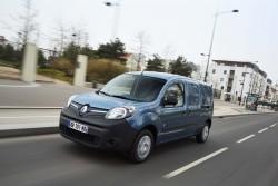 Renault Kangoo Z.E. er den mest solgte el-varebil i Europa i 2015.
