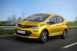 Opel melder sig også på banen med en ren el-bil. Debut i 2017 og Opel lover god rækekvidde.
