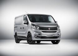 Fiat er brudt ud af det mangeårige samarbejde med Citroen og Peugeot om produktion af en mellemstor varebil. Det er et farvel Scudo og et goddag til Fiat Talento, som er en Renault Trafic med lidt større muskler.