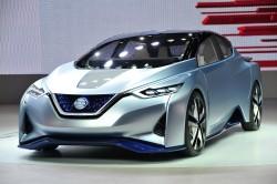 Nissan IDS, en ny kandidat til en ualmindelig grim bil, som heldigvis kan køres med omvendt burka, hvis den nogensinde skulle komme i produktion.