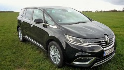 Renault Espace er klassikeren over alle MPV-biler, en drøm for alle børnefamlier og en af mine fem nominerede til kåring af Årets Bil i Danmark.