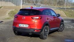 CX-3 diesel er ikke kun lækkert design og livsstil, det er også nørderi for viderekommende.