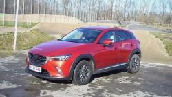 Mazda CX-3 er netop nu den bedste bil i den nye crossover klasse.