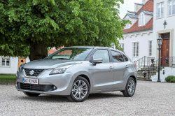 Ny Suzuki Baleno er blevet light på den rigtige måde. Baleno er blevet klassens letteste bil, og lav vægt giver flere fordele.