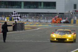 Vi krydser selvfølgelig fingre for Corvette med nummer 63, der har Jan Magnussen som chefpilot.