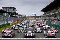 Porsche er det mest succesrige bilmærke i Le Mans. Det tyske mærke har vundet et utal af gange i samtlige klasser.