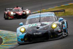 Michael Christensen stiller til start i GT-Pro klassen i en Porsche 911 RSR.