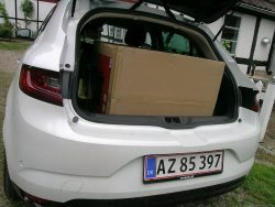 Brugsværdien er øget i forhold til den første X1'er, og det giver også bonus i bagagerummet.