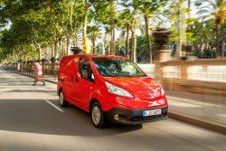 Nissans varebil e-NV200 slipper heller ikke for mistænkeliggørelse fra egne rækker.