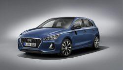 Den nye front på i30 bliver gentaget på kommende nyheder fra Hyundai.