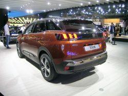Oktobers store nyhed hos Peugeot, den nye 2008.