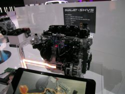 Den nye 1,2 motor med Mild Hybrid er hentet direkte fra den nye Baleno.