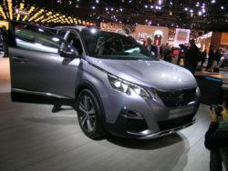 Peugeot 5008 er årets største nyhed hos Peugeot, og ventes klar hos forhandlerne i det sene forår.