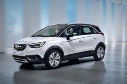 Opel Crossland får officiel debut den 1. februar i Berling. Bilen er klar til salg hos danske forhandlere i løbet af juni måned.